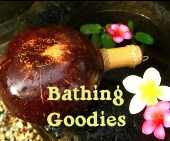 Bathing Goodies