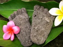 Nurture with Nature Byron Bay Pumice Feet