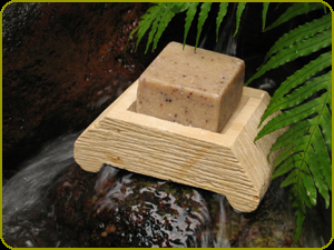 Nurture with Nature Byron Bay Bush Soap