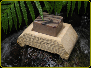 Nurture with Nature Byron Bay Chai Soap