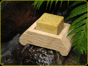Nurture with Nature Byron Bay Soap Lemon