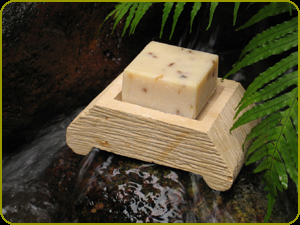 Nurture with Nature Byron Bay Soap Love